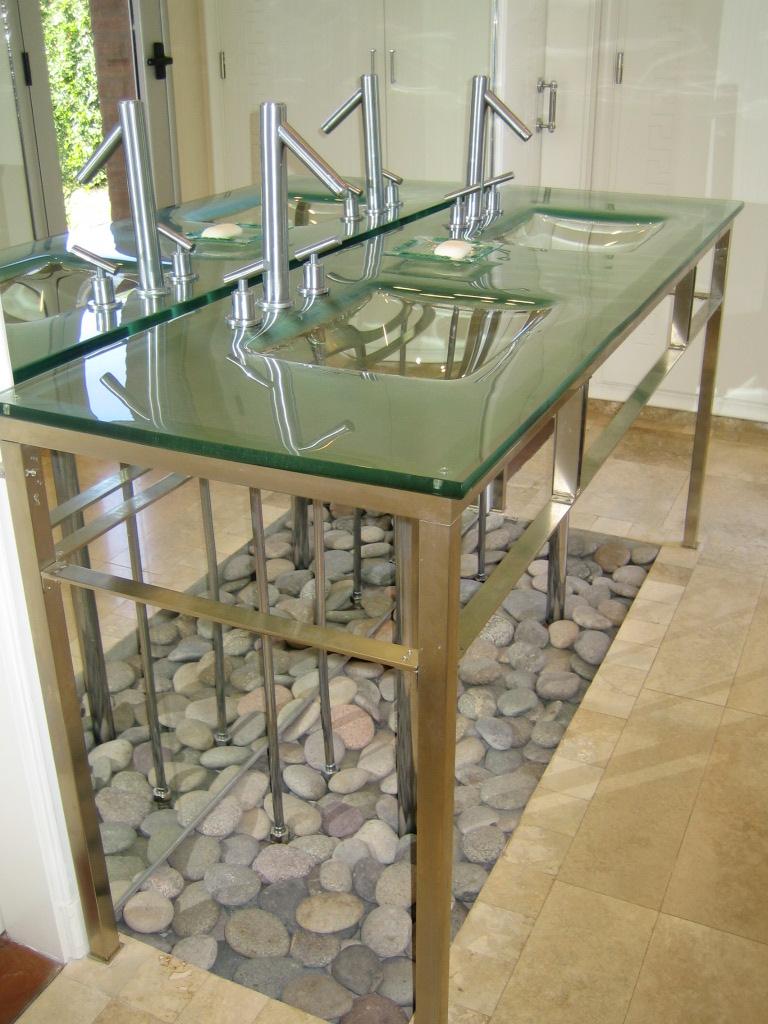 Bachas Para Baño De Vidrio:MORASCHI – baños & cocinas